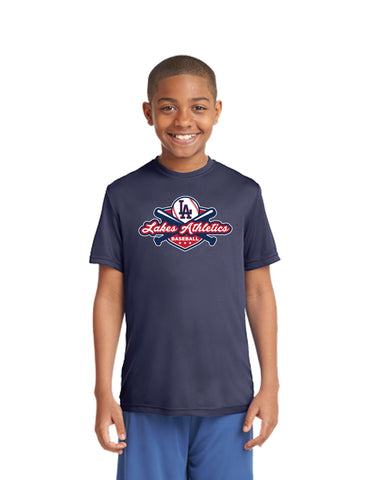 YOUTH DRI FIT SHORT SLEEVE T SHIRT