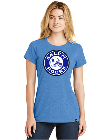 New Era Ladies Heritage Blend Crew Tee
