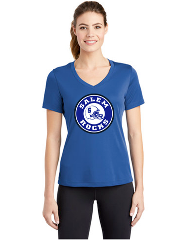Ladies PosiCharge Competitor V Neck Tee