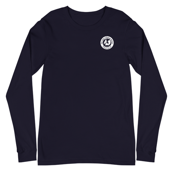 Navy Adult OLR Long Sleeve T-Shirt