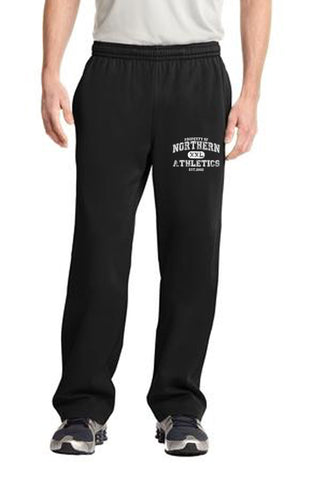 SF74R - Fruit of the Loom Softspun Open Bottom Sweatpants