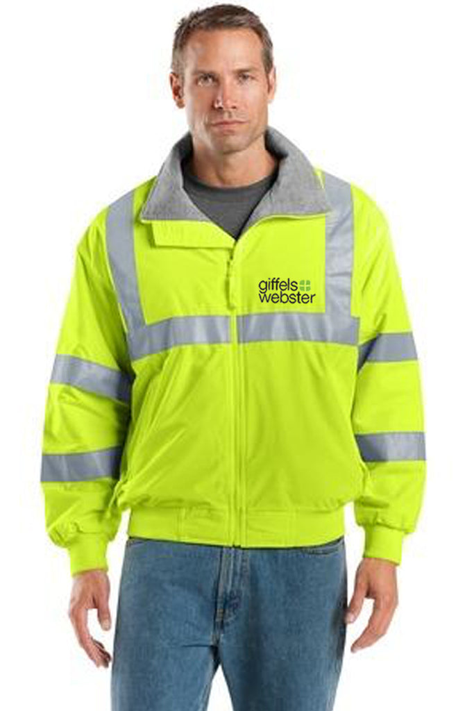 SRJ754 - Port Authority Enhanced Visibility Reflective Jacket