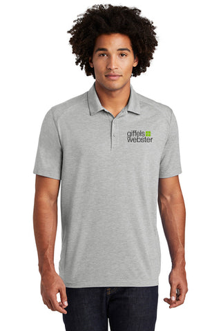 Sport-Tek PosiCharge Tri Blend Wicking Polo
