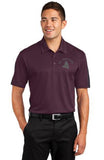 ST695 - Sport-Tek Men's Textured Colorblock Performance Polo