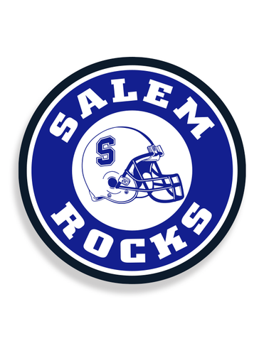 Salem Rocks Window Sticker