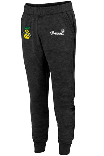 5562 Augusta tonal heather fleece jogger pant