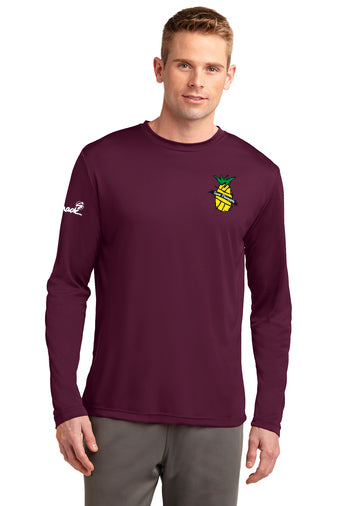 ST350LS SportTek performance long sleeve shirt
