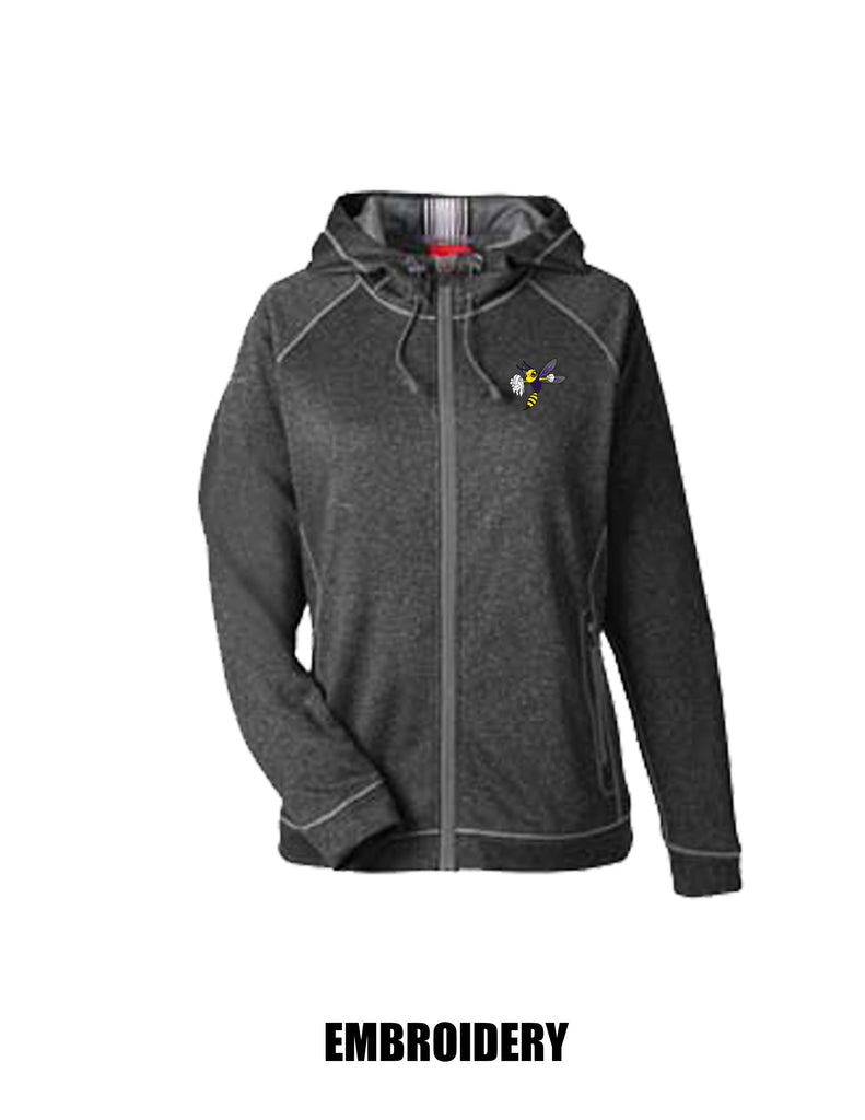 TT38W - Ladies Performance Fleece Jacket