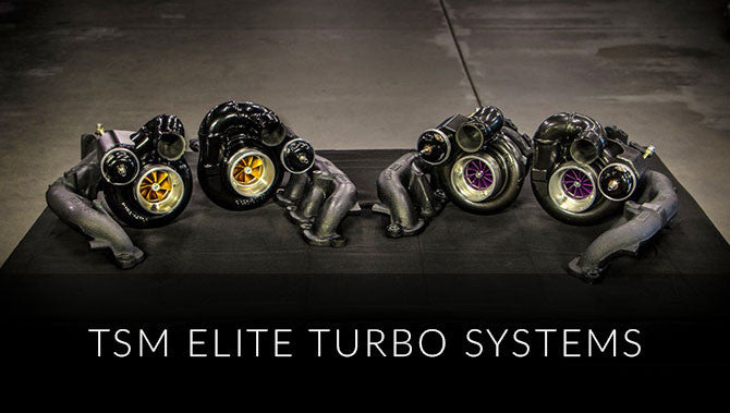 FOR IMMEDIATE RELEASE | TSM ELITE TURBO SYSTEMS