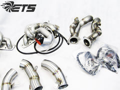 ETS Twin Turbo Kit Nissan R35 GT-R 2009+