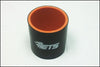 "ETS 1.37"" Straight Black Silicone Coupler"