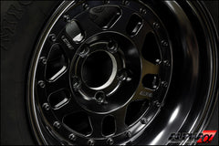 "Alpha Performance R35 GT-R 15"" Drag Wheel & Radial Package"