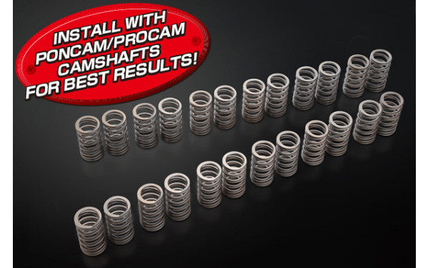Tomei Upgraded Valve Springs - R35 Nissan GT-R