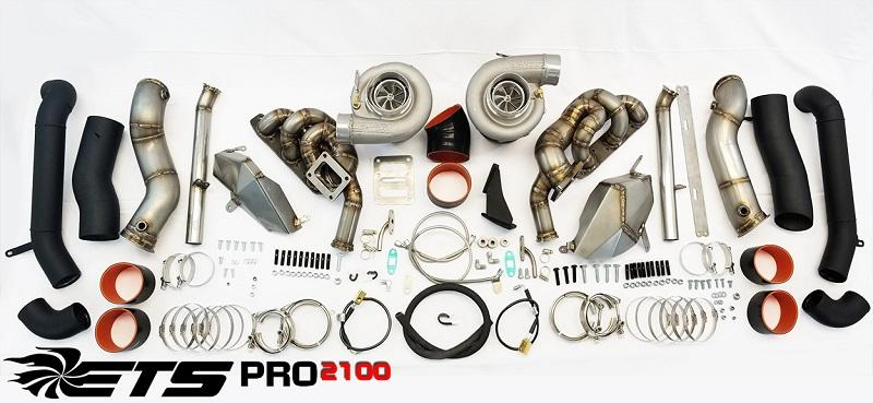 ETS 2008-2019 Nissan GTR PRO Series Turbo Kit