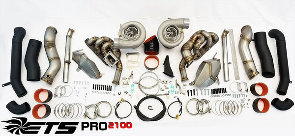 ETS Nissan GTR R35 PRO Series Turbo Kit