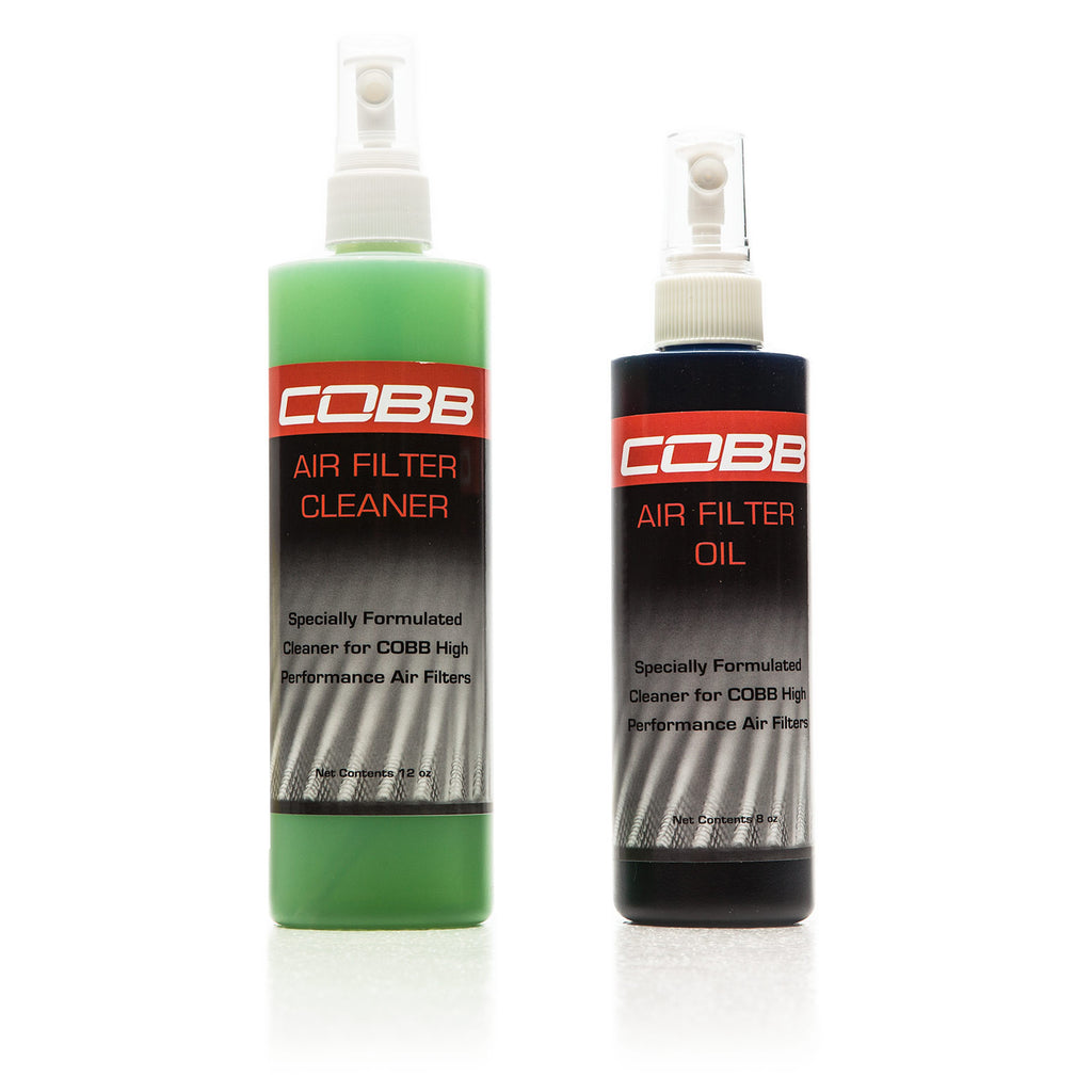 Cobb Tuning UNIVERSAL AIR FILTER CLEANING KIT - Blue - TopSpeed Motorsports