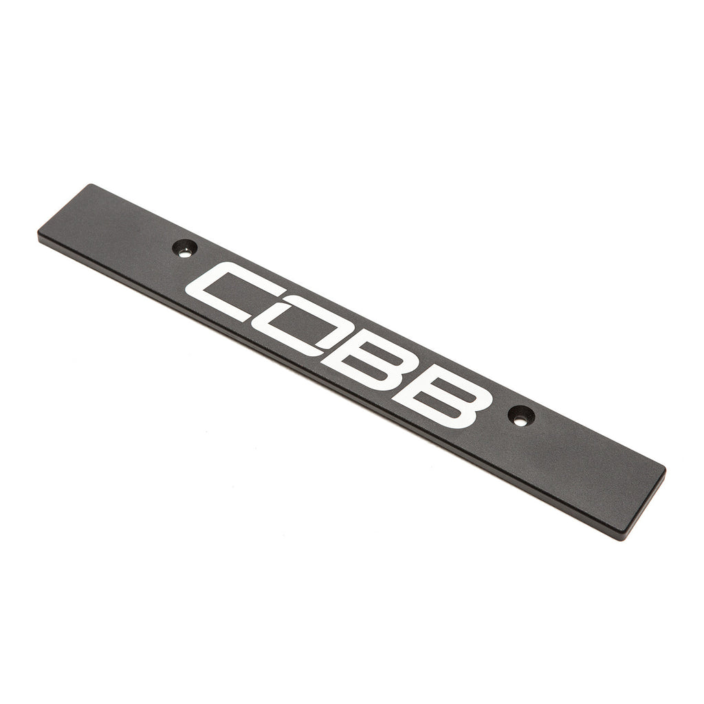 Cobb Tuning SUBARU FRONT LICENSE PLATE DELETE - TopSpeed Motorsports - 1