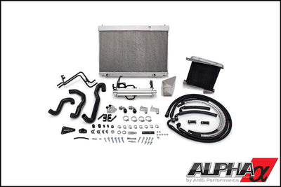 Alpha Performance R35 GT-R Cooling Kit