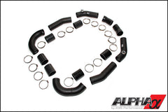 Alpha Performance R35 GT-R Induction Kit - TopSpeed Motorsports - 3
