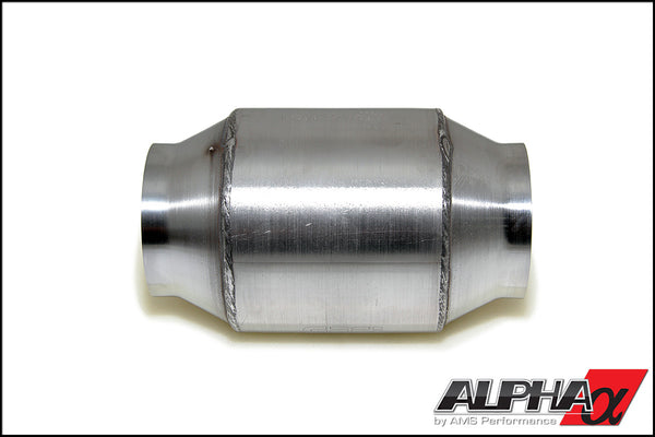 ALPHA PERFORMANCE R35 GT-R 90MM CATTED MIDPIPE