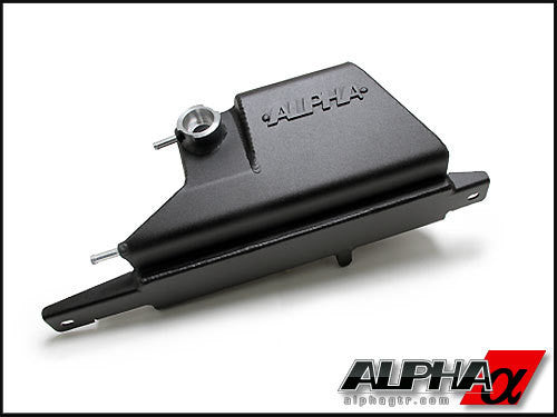 ALPHA PERFORMANCE R35 GT-R COOLANT EXPANSION TANK KIT - TopSpeed Motorsports - 1