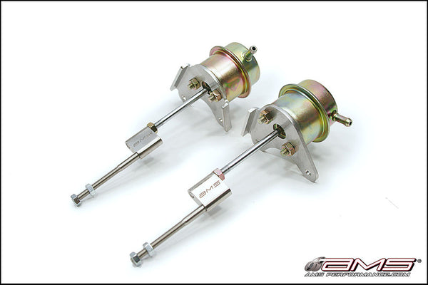 AMS Porsche 996TT 1-Bar Wastegate Actuator Upgrade