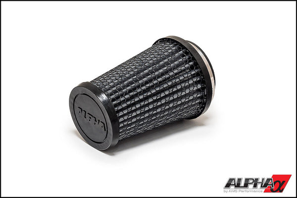 Alpha R35 GT-R Carbon Fiber Cold Air Intake