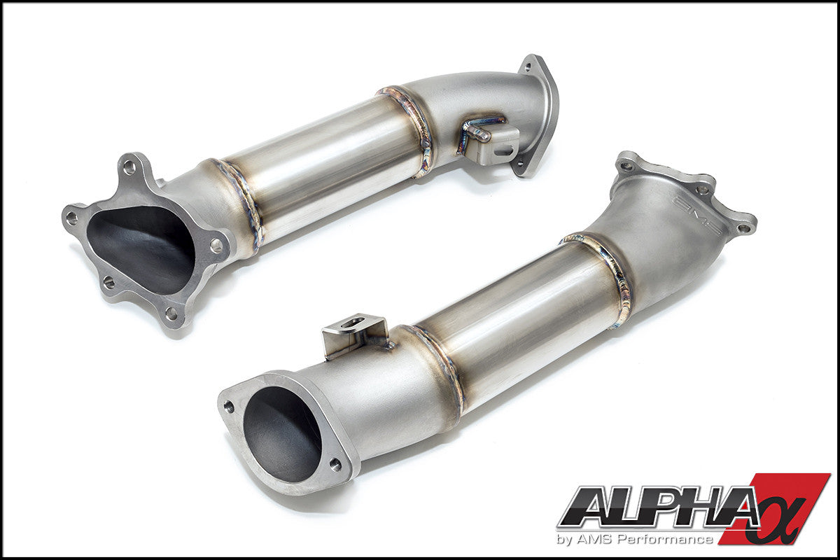 AMS Nissan GT-R Downpipes - TopSpeed Motorsports - 1