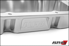 Alpha Nissan R35 GT-R VR38 CNC Deep Wet Sump Oil Pan