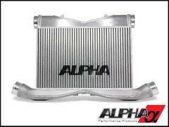 Alpha Performance R35 GT-R Race Front Mount Intercooler - TopSpeed Motorsports - 1