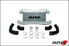 ALPHA PERFORMANCE R35 GT-R FRONT MOUNT INTERCOOLER - TopSpeed Motorsports - 2