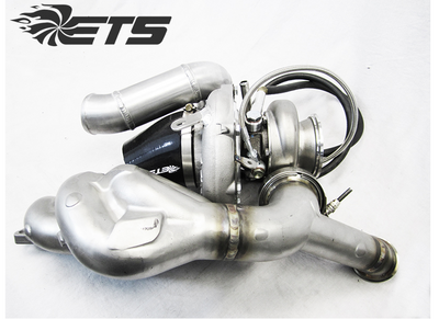 ETS 2008-2019 Nissan GTR LHD Stock Location Turbo Kit