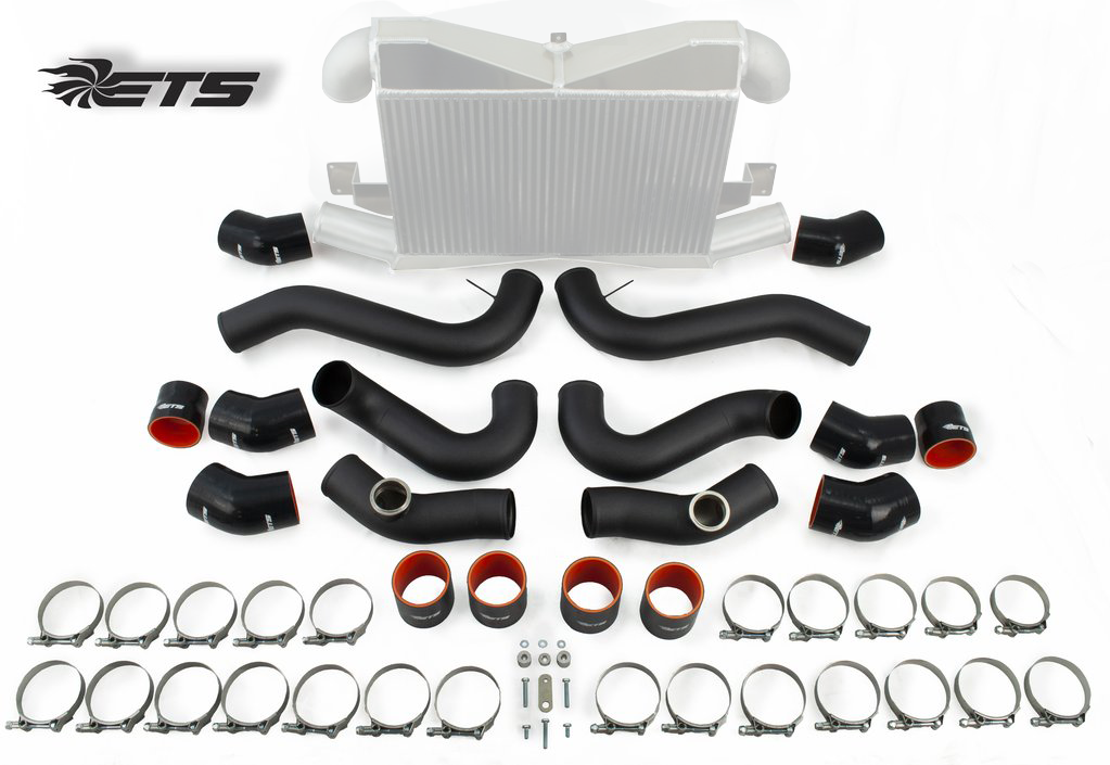 ETS 2008-2019 Nissan GTR Race Intercooler Piping Kit