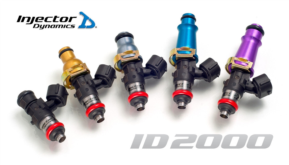 ID2000 Injectors For R35 GT-R