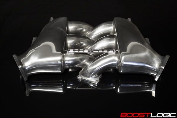 Boost Logic Intake Manifold for R35 Nissan GT-R