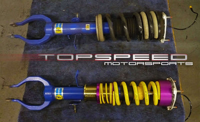 KW Sleeve Coilover Spring Kit Nissan GTR - TopSpeed Motorsports - 5