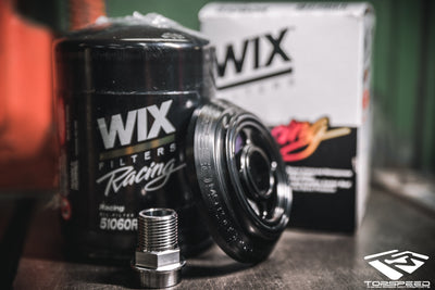 Cicio Performance R35 GT-R WIX Racing Filter Adapter
