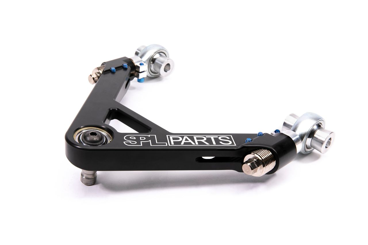 SPL Front Upper Camber/Caster Arms - R35 GT-R