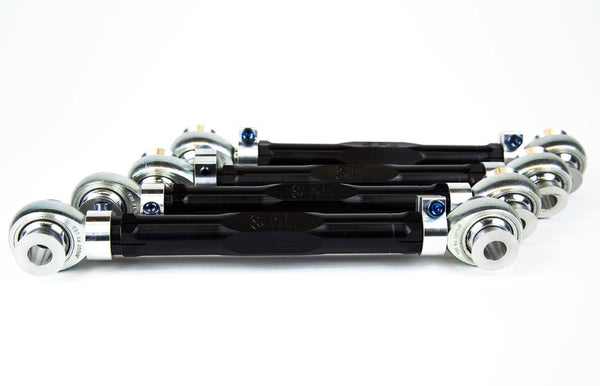 SPL Rear Dog Bone Links For Porsche 997