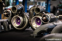 TSM ELITE Turbo Kit for Nissan R35 GT-R