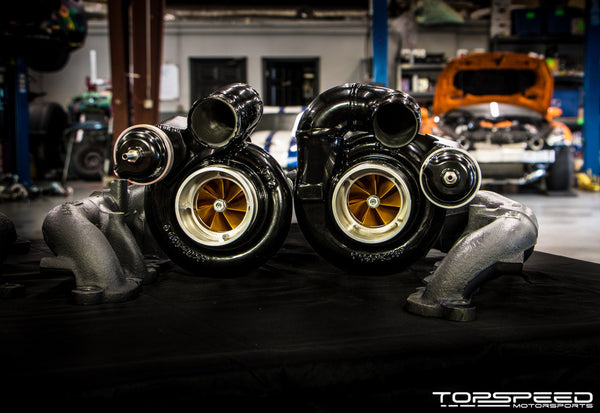TSM ELITE Plus Turbo Kit for Nissan R35 GT-R