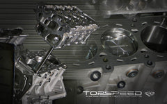 TSM 3.8L Race Short Block for R35 Nissan GT-R