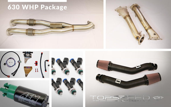 TSM GT-R 630whp Power Package
