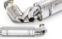 Tubi 991.1 / 991.2 Turbo Street Exhaust System