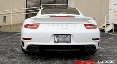 Boost Logic Formula Series Titanium Exhaust - 991 Porsche Turbo / Turbo S