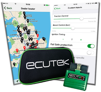 EcuTek ECU Bluetooth Connect For R35 GT-R