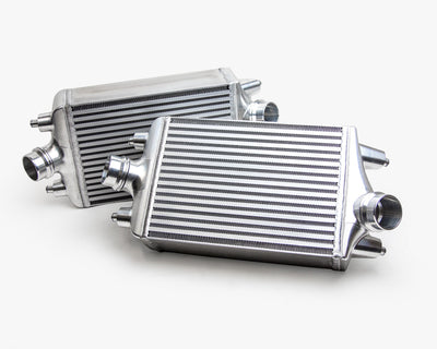 Agency Power High Flow Intercooler Kit For Porsche 991 / 991.2 Turbo / Turbo S