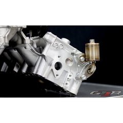 GT1R Exhaust Backpressure Damper Kit