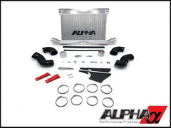 Alpha Performance R35 GT-R Race Front Mount Intercooler - TopSpeed Motorsports - 7