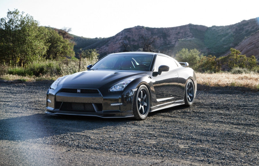 N-Tune Complete Aero Package Kit B (Full CFRP) - Nissan GT-R R35